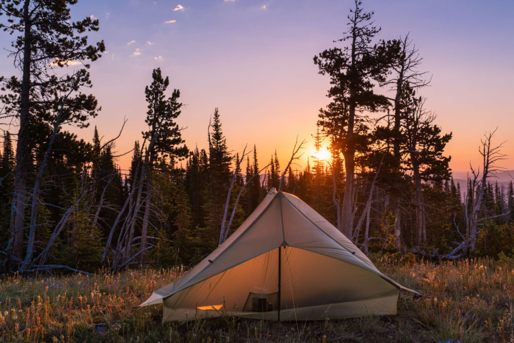 gossamer gear the one tent