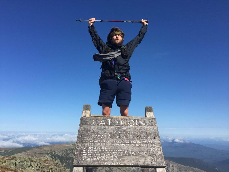 Appalachian Trail Thru-Hike in 1000 words