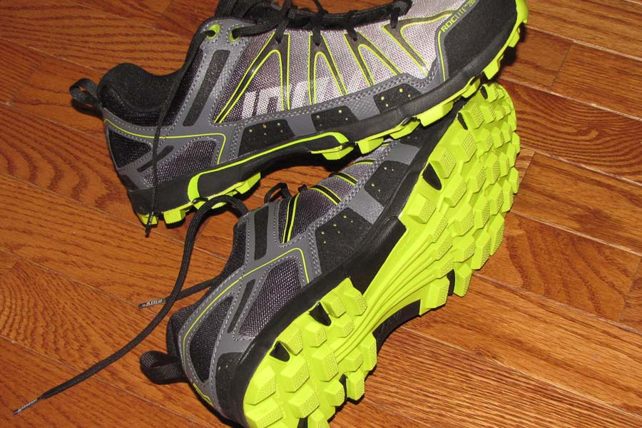 Inov8 Roclite 295 for the appalachian trail