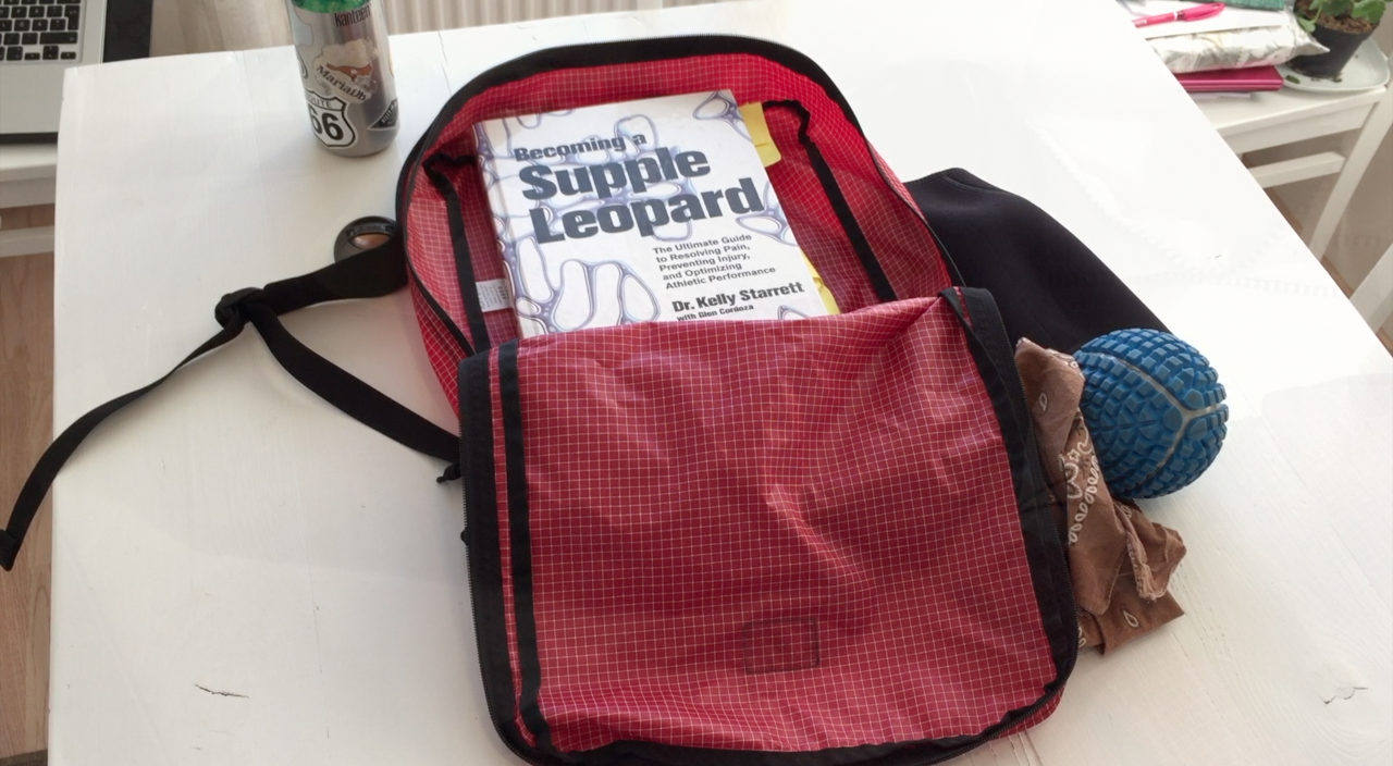 packing cube backpack review