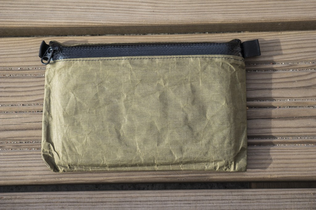 passport zip pouch