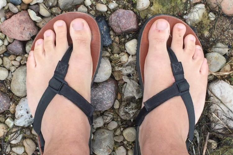 shamma sandals review