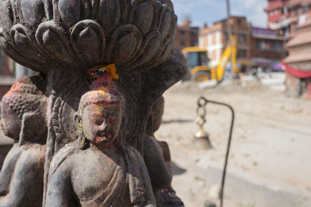 buddha carving in kathmandu