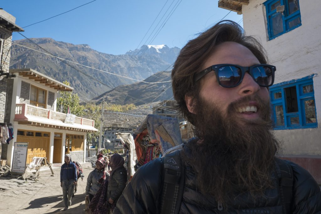 cheesebeard hikes in nepal
