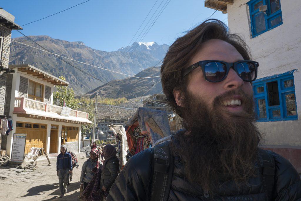 cheesebeard hikes in nepal