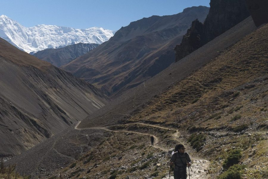 Hiking the Annapurna Circuit