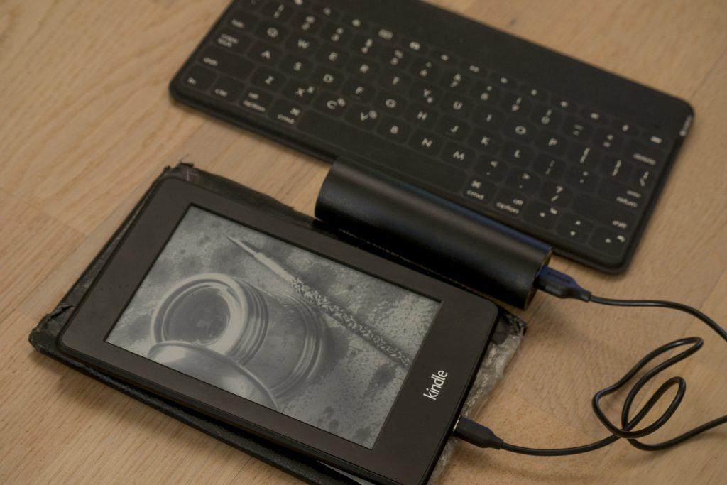 electronics to take hiking