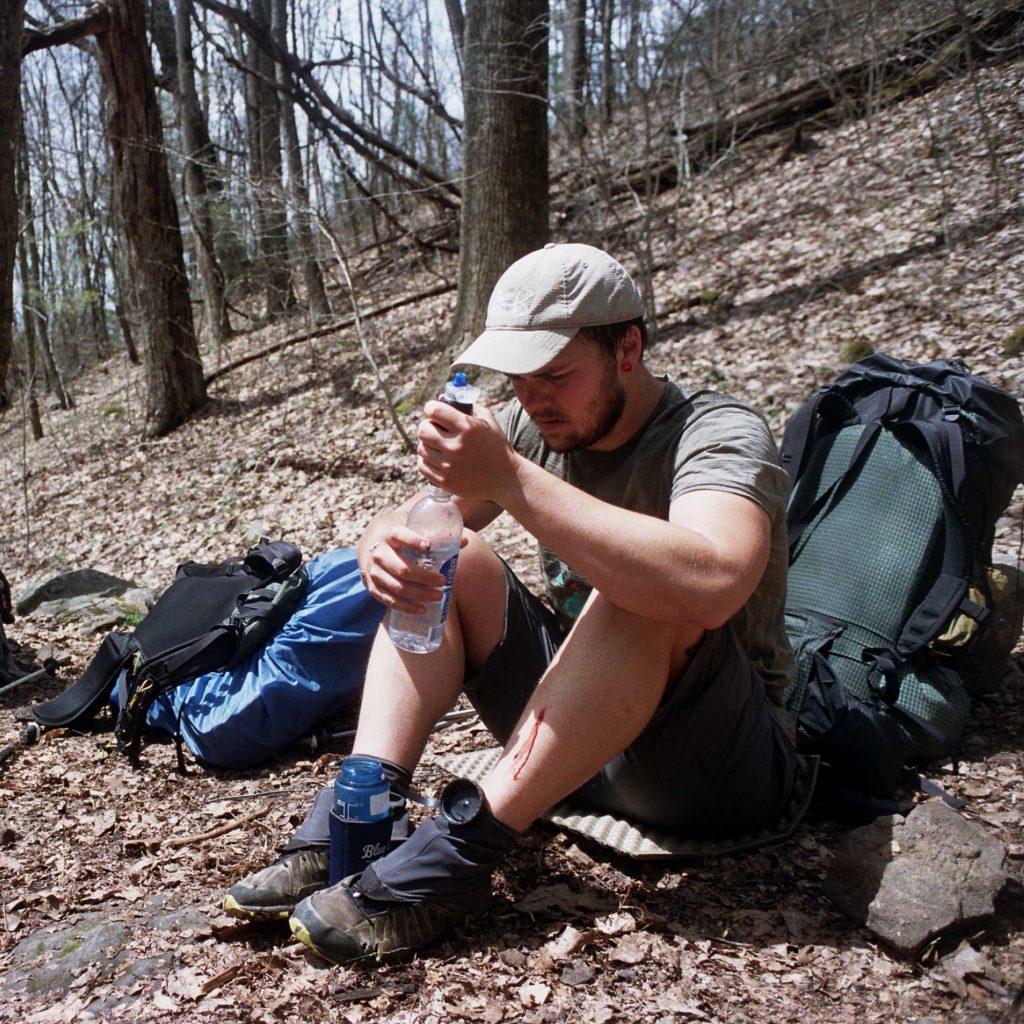 pie on the trail appalachian trail