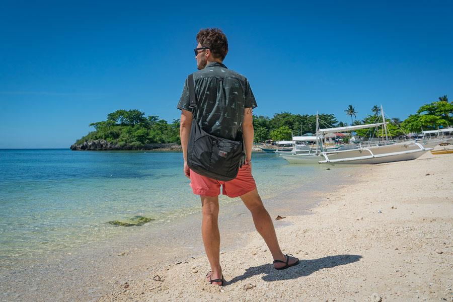 Tom Bihn Parental Unit Review – The Do it All Messenger bag that's actually a Diaper Bag