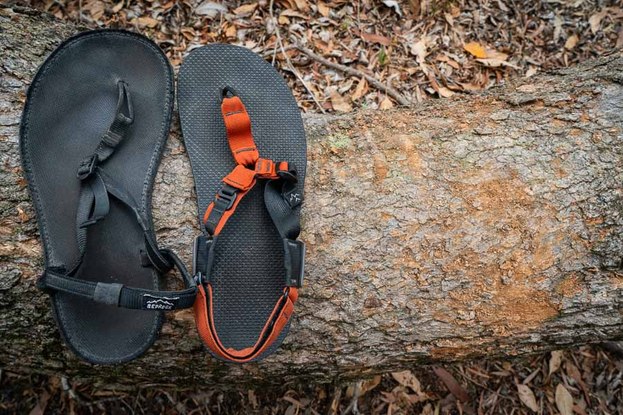 Bedrock Sandals Review – Classics vs Cairn Pro's