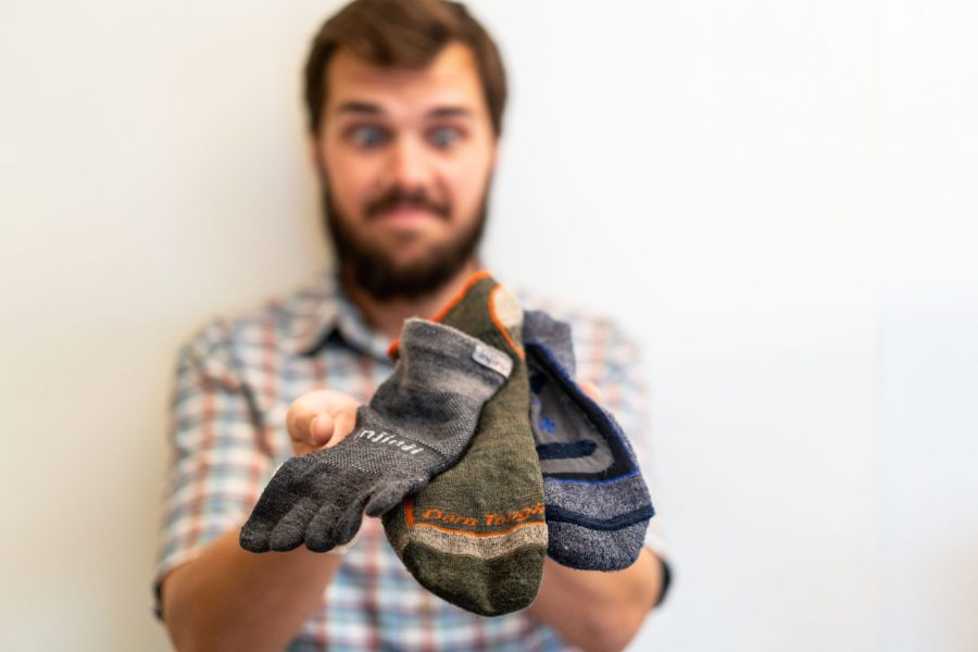 Best Socks for Thru-Hiking – Who Makes Them?