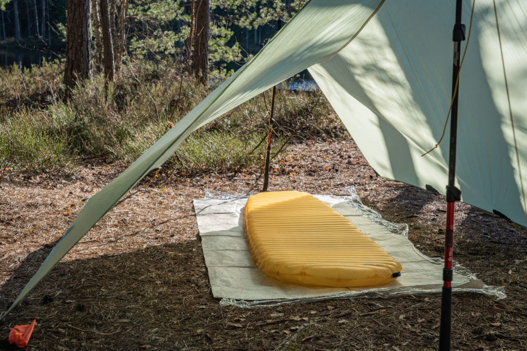 sleeping pads for ultralight backpacking