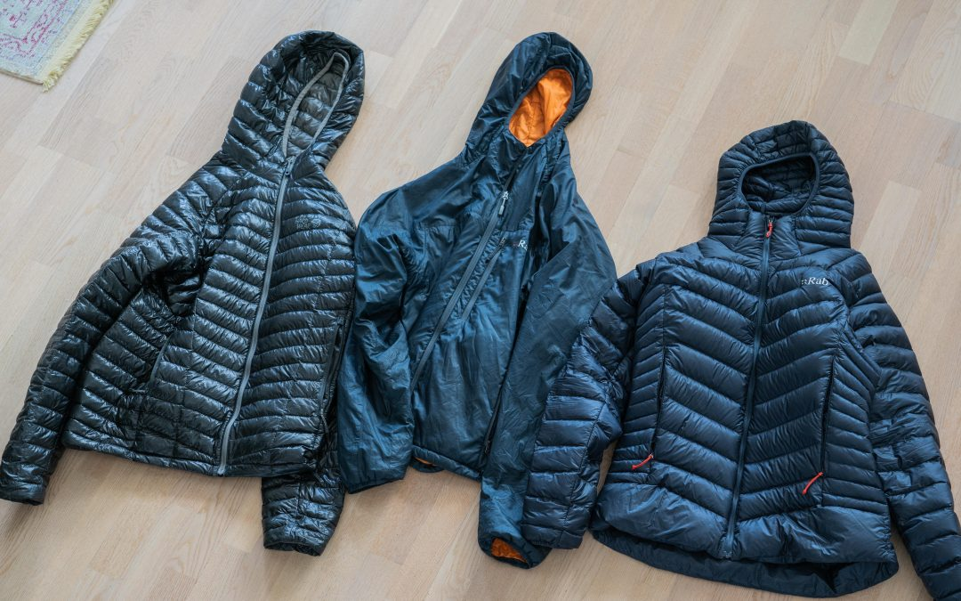 10 of the Best Puffy Jackets for Ultralight Backpacking