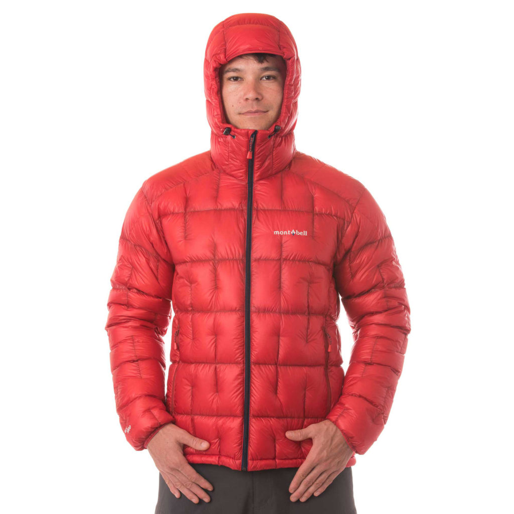 montbell plasma jacket