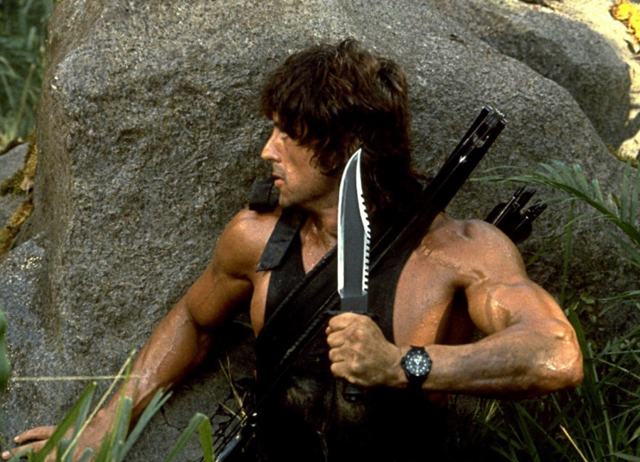 rambo with knife