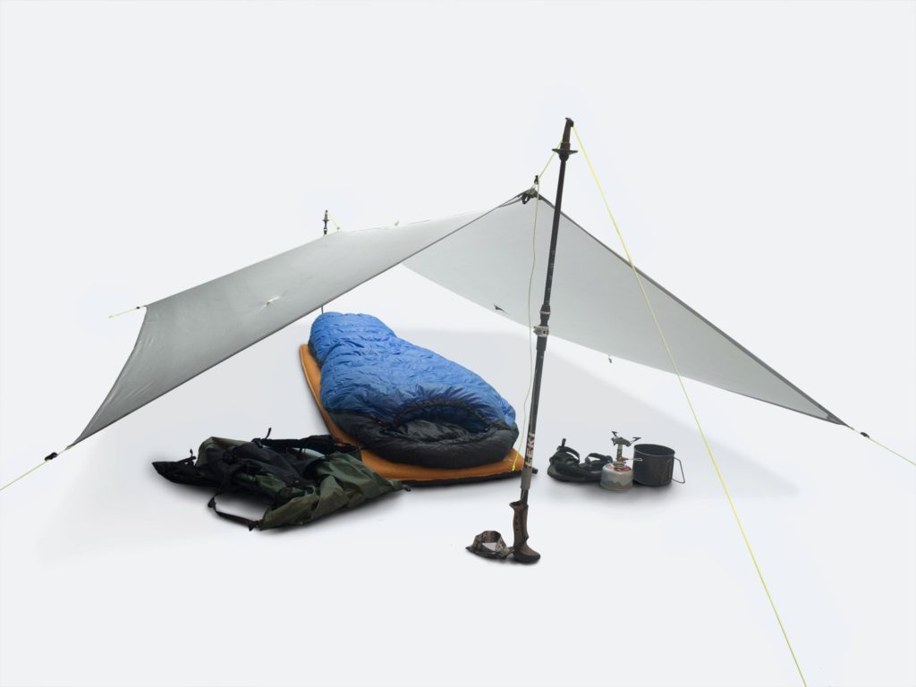 yama mountain gear flat tarp