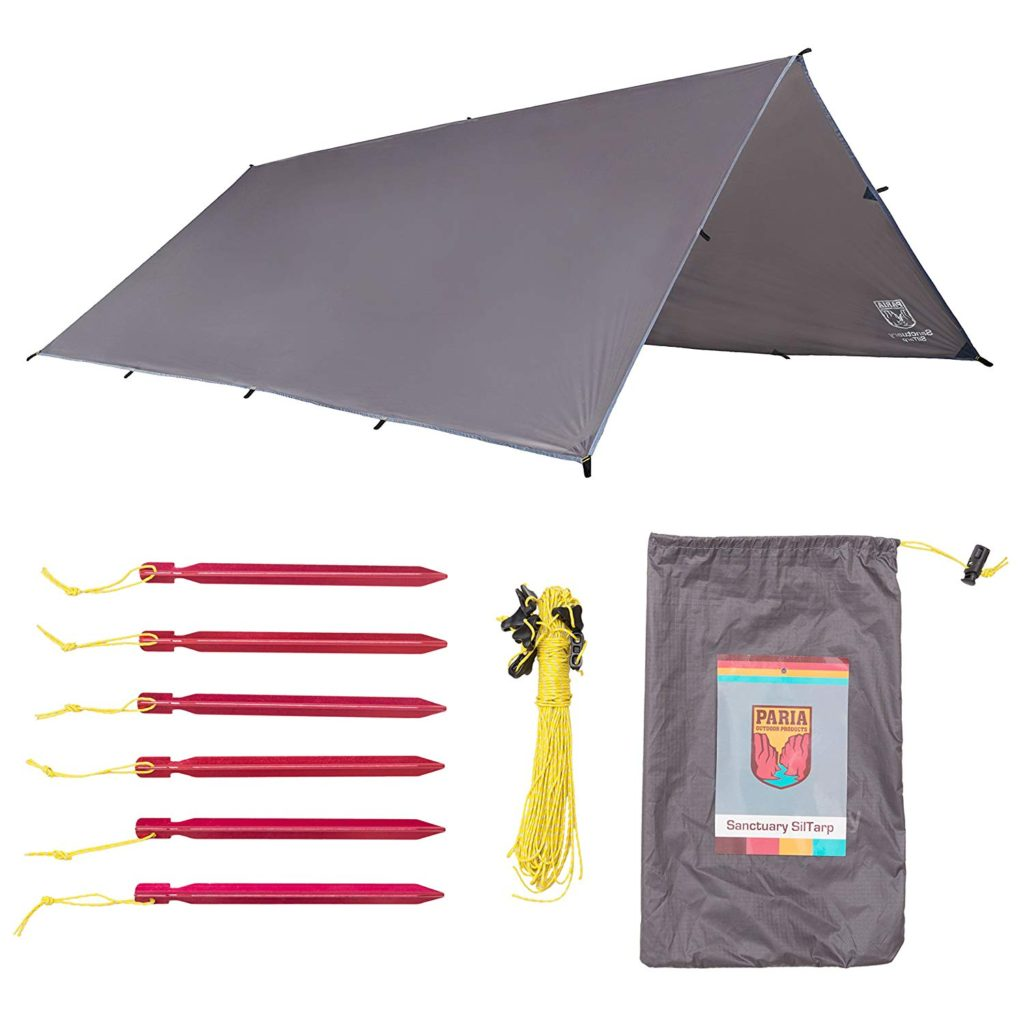 ultralight backpacking tents and shelters