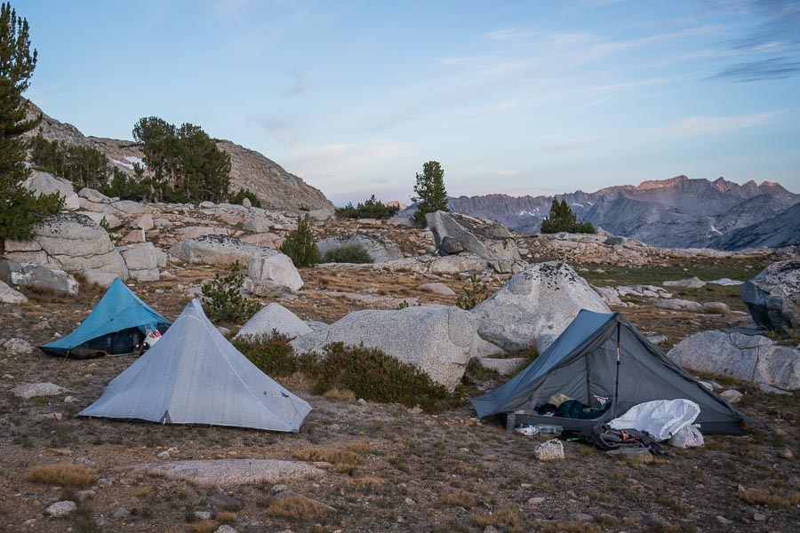 The Best Ultralight Backpacking Tents and Shelters