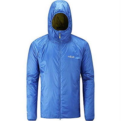 RAB Xenon X, an awesome synthetic jacket
