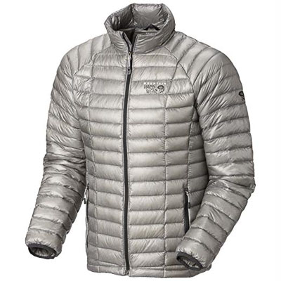 one of the best puffy jackets, the Mountain Hardwear Ghost Whisperer