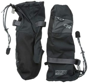 Outdoor Research rain mitts