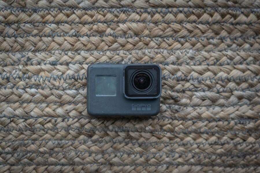 gopro camera for hiking