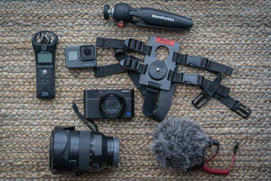 The Best Cameras For Hiking in 2020
