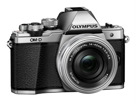 olympus micro four thirds camera