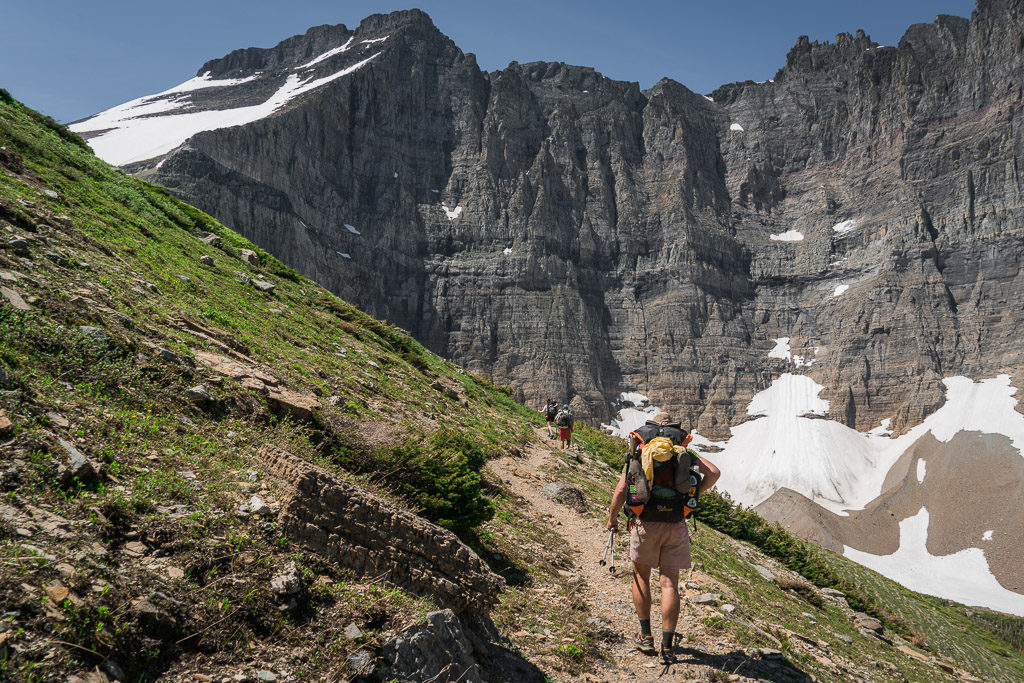 choosing a camera for great hiking photos
