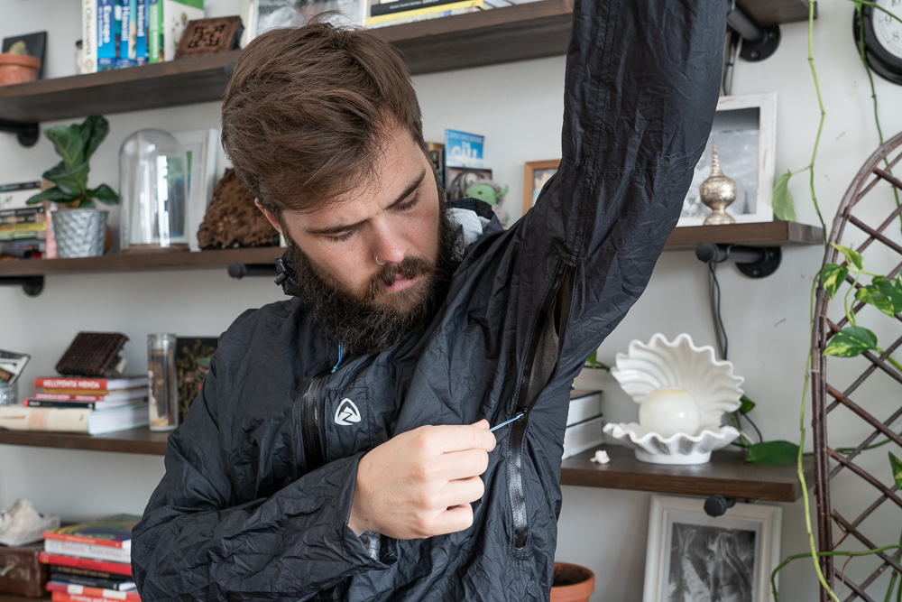 zpacks vertice rain jacket is one of the best rain jackets on the market