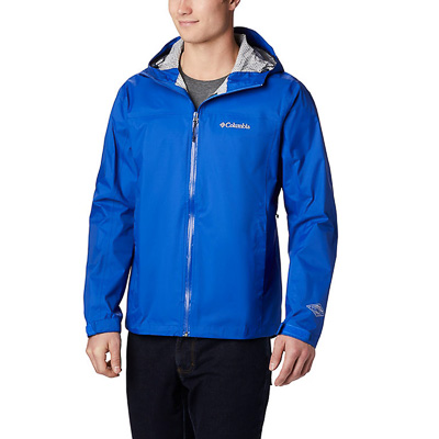 columbia EvaPOURation rain jacket