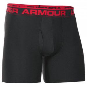 the best underwear for hiking, Under armour boxerjock
