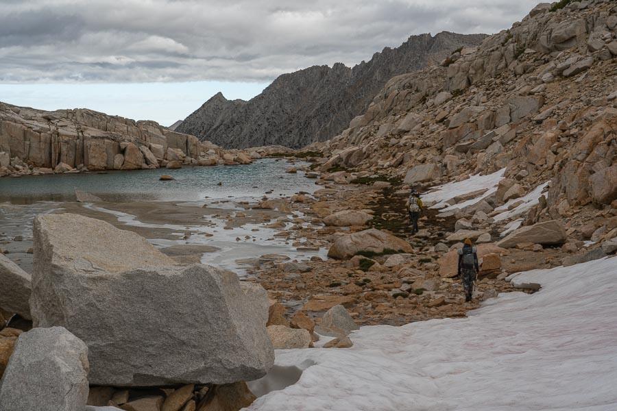 Sierra High Route (2019 Hiking Trip Report)