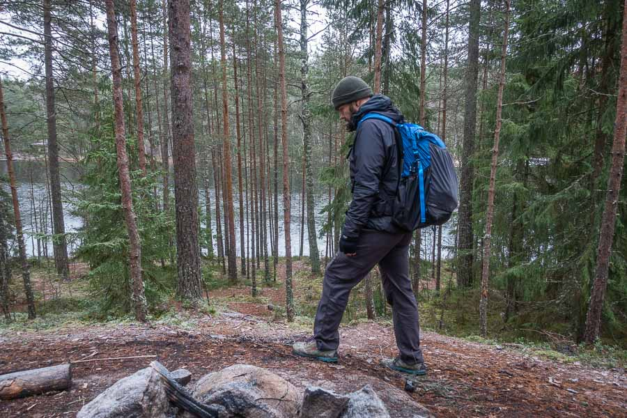 Gossamer Gear G4-20 Backpack Review