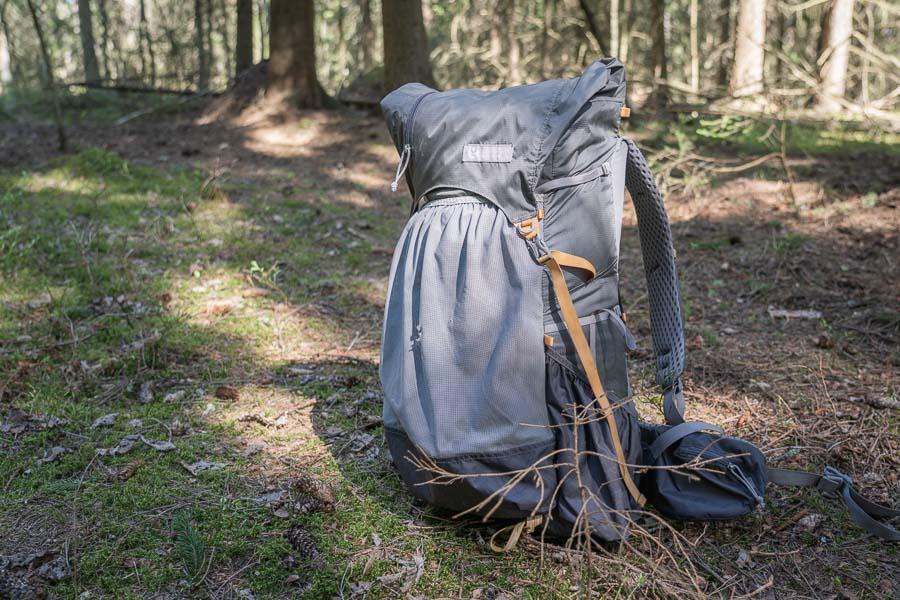 gossamer gear gorilla one of the best backpacks for thru-hiking