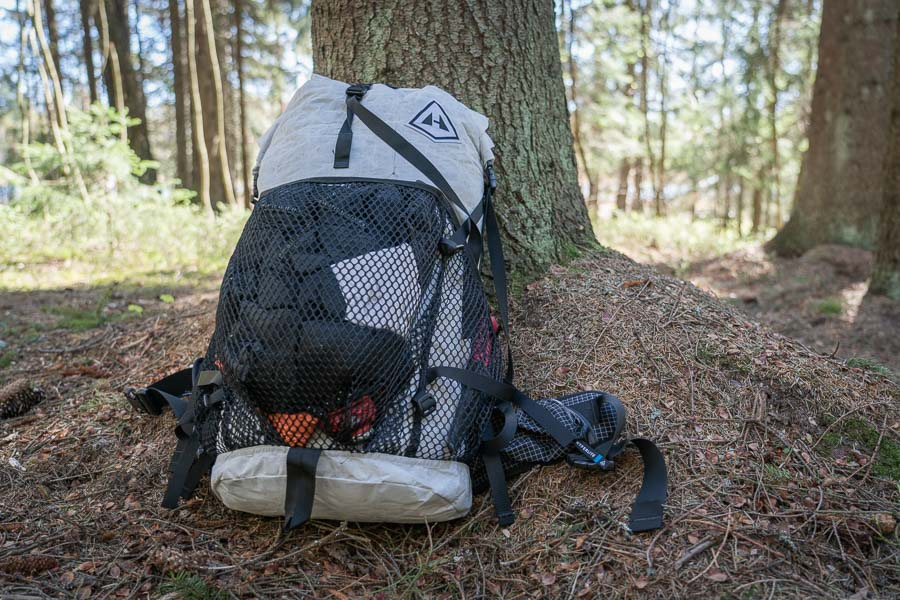 one of the best thru-hiking packs the hmg windrider