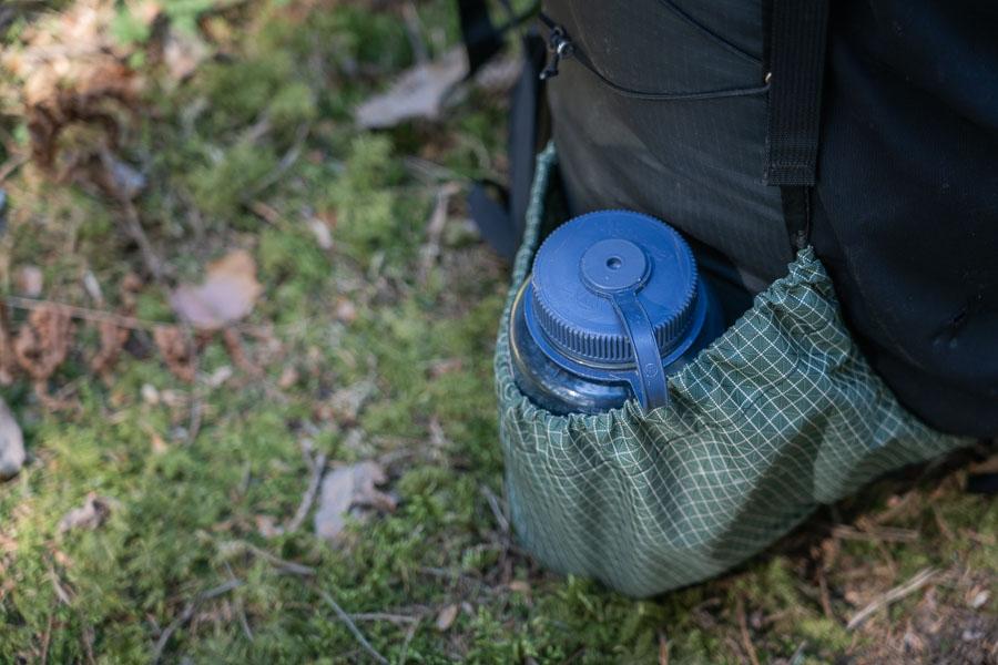 large water bottle pockets